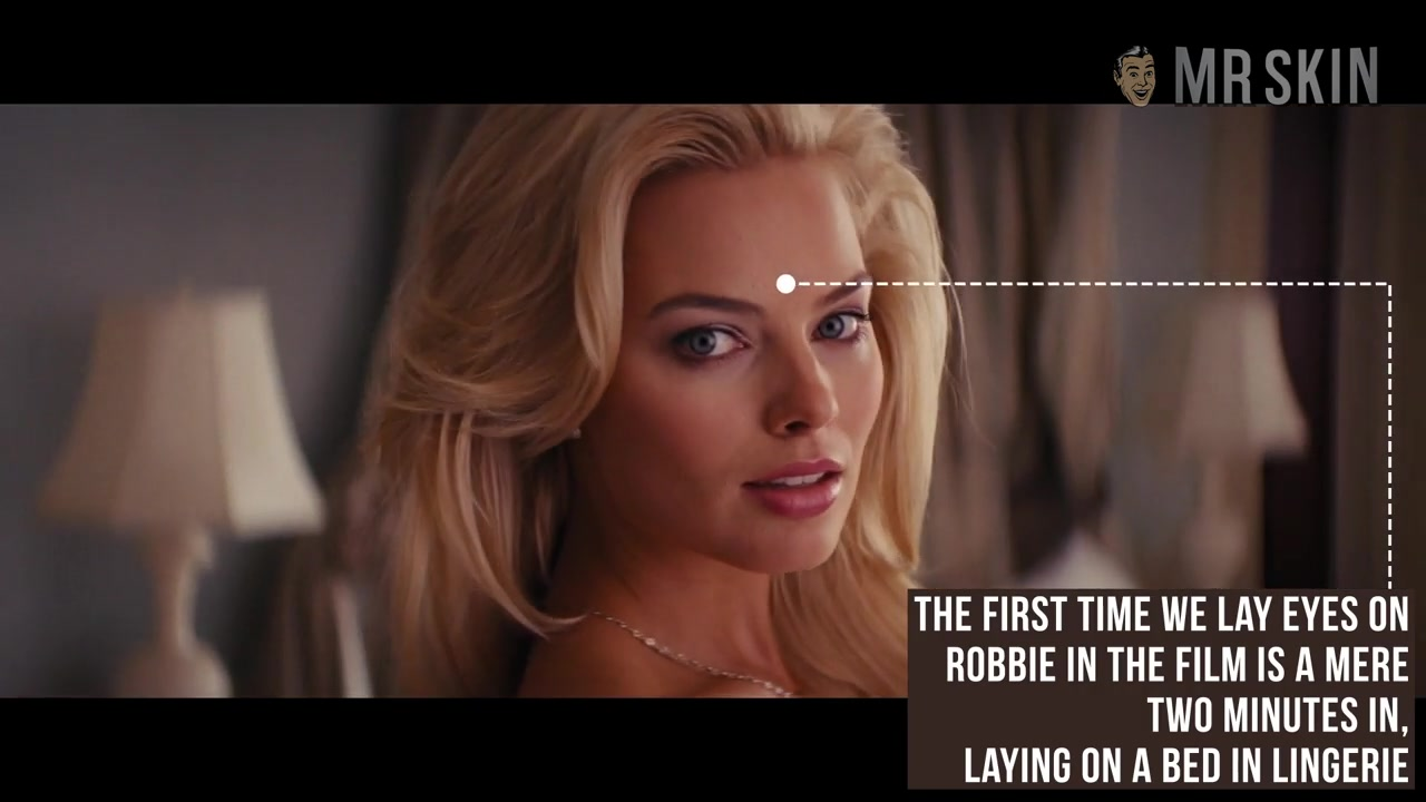 Anatomy of a Nude Scene: Margot Robbie Makes 'The Wolf of Wall Street' a Skinstant Classic - Mr.Skin