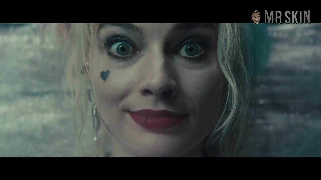 Nude Birds Of Prey Star Margot Robbie Looks Flocking Amazing - Mr.Skin
