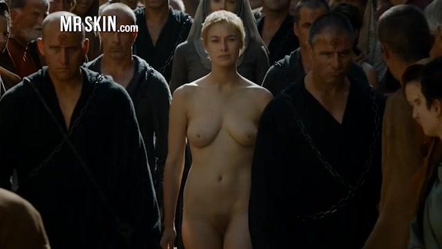 See Lena Headey's Nude Walk of Shame on Game of Thrones - Mr.Skin