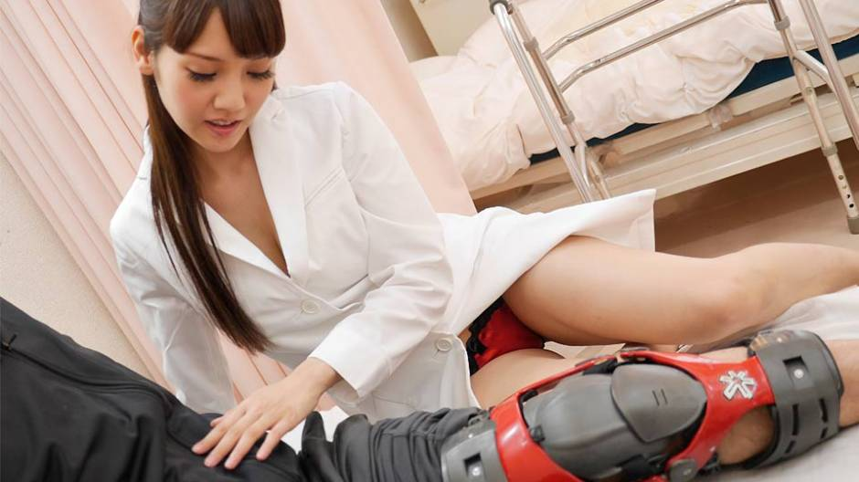 Nurse Rei Mizuna's Special Creampie Treatment - JapanHDV