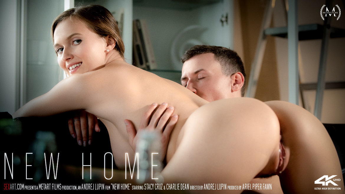 New Home - Stacy Cruz & Charlie Dean - SexArt