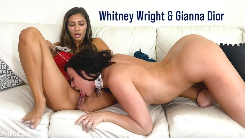 Gianna Dior & Whitney Wright in Kinky Roommates: Whitney Wright And Gianna Dior - KINK