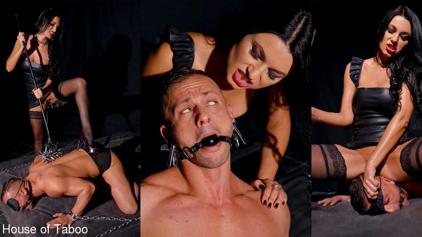 Dorian Del Isla & Ania Kinski in Bdsm Chamber Of Humiliation - KINK