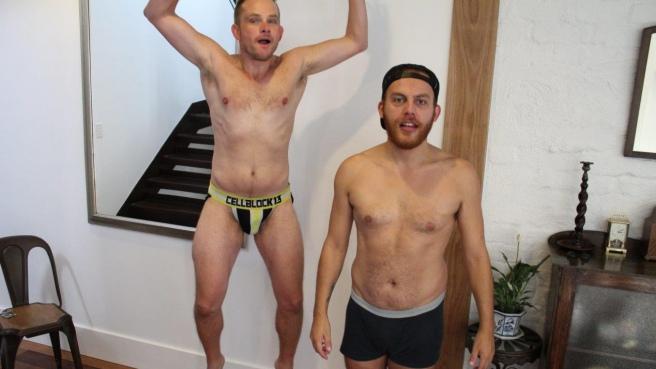 Benny and Clay Power Bottom Satisfies Part1 - AmateursDoIt