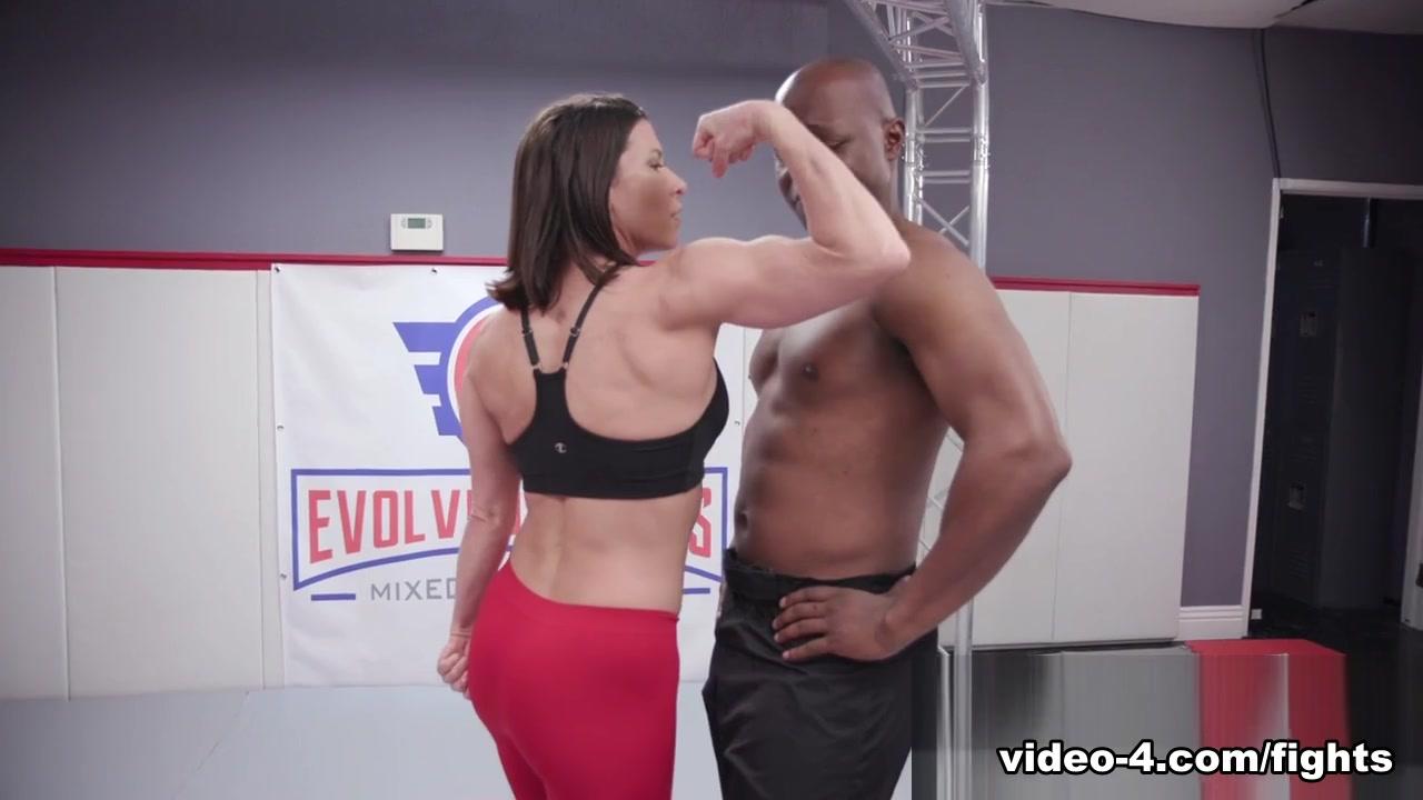 Cheyenne Jewel Mixed Wrestling