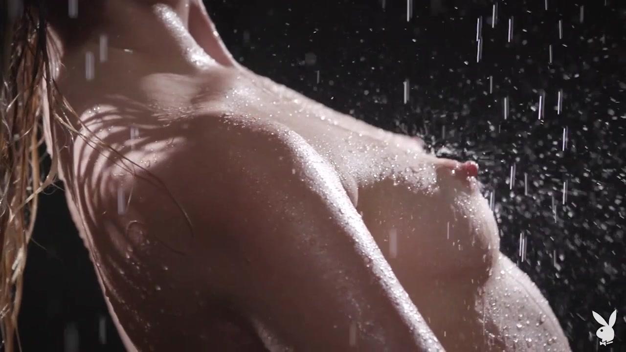 Kenna James in Pouring Light - PlayboyPlus
