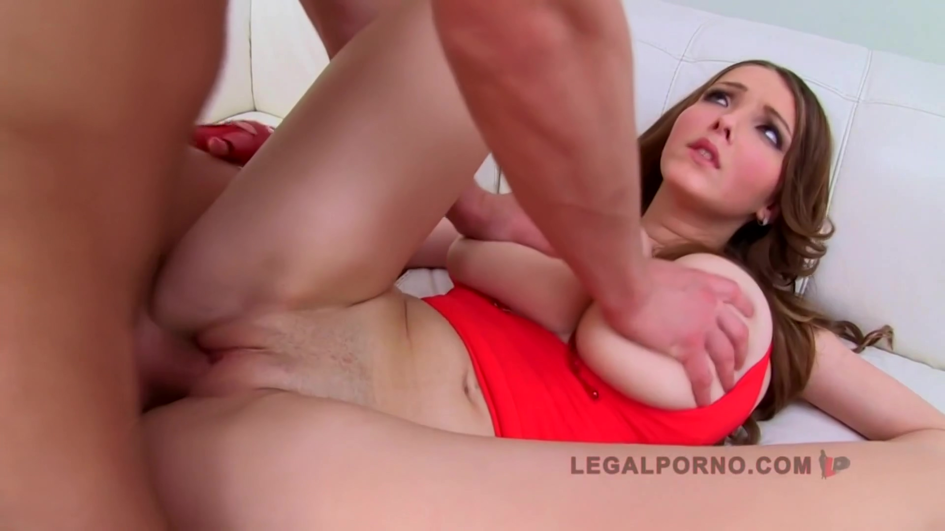 Booty Business With Lucie Wilde And Lucie