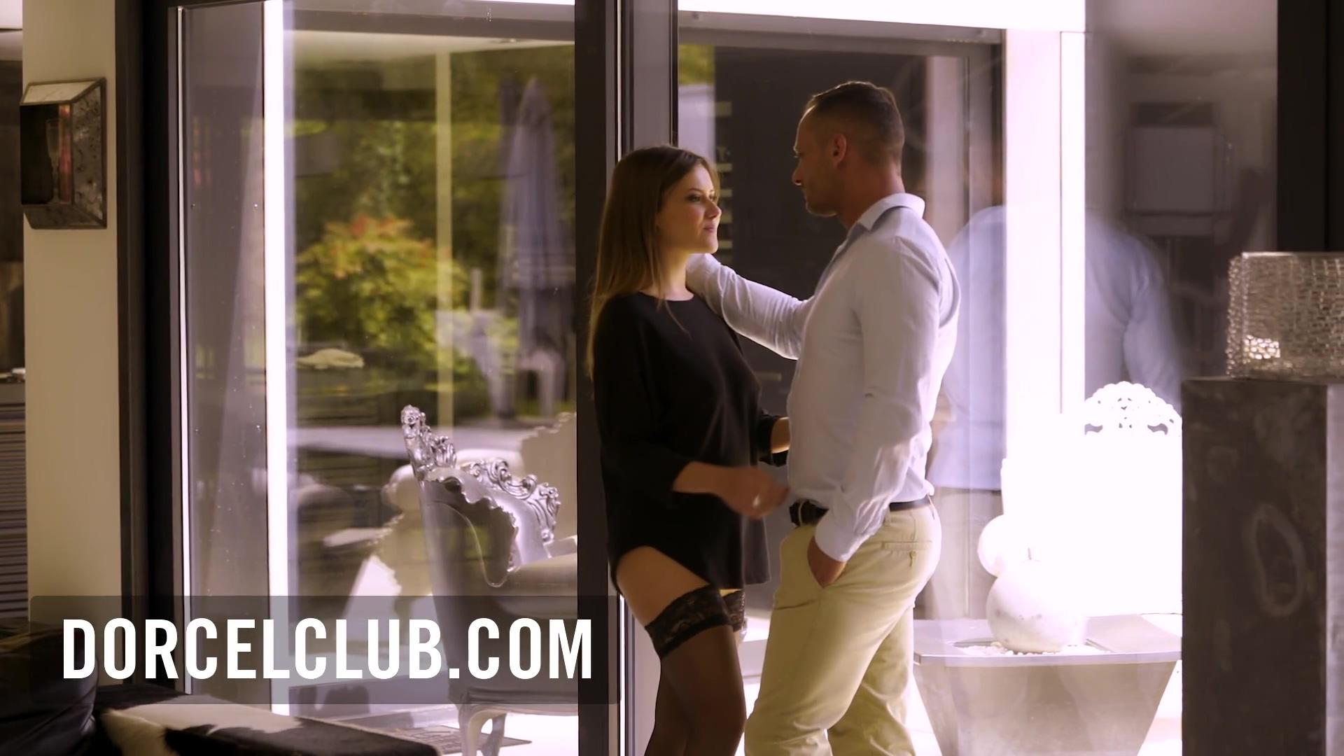 French Mina Sauvage Nice Sex With Dorian Del Isla