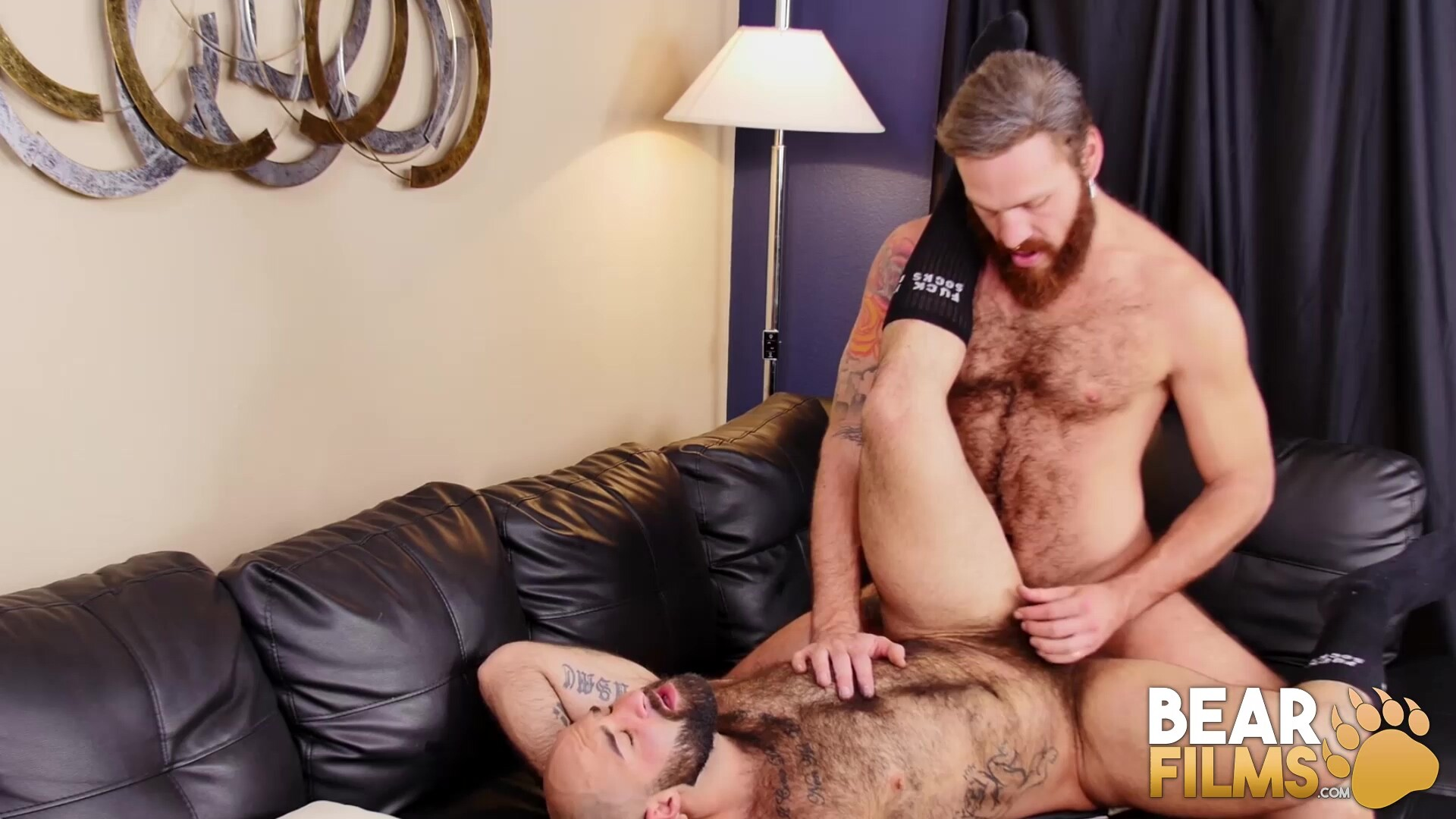 BEARFILMS Hairy Bear Atlas Grant Raw Bred By Parker Logan