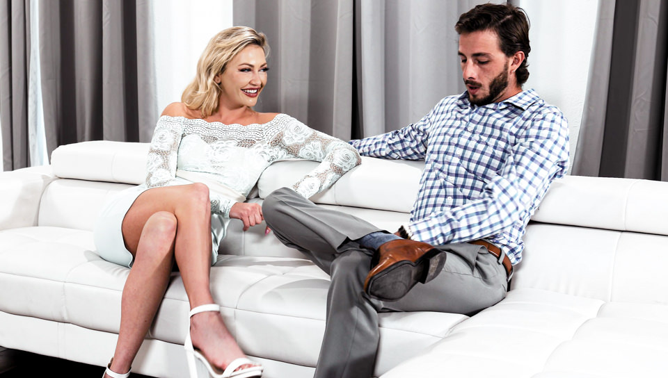 Lucas Frost & Adira Allure in Who Says I ONLY Like Girls?