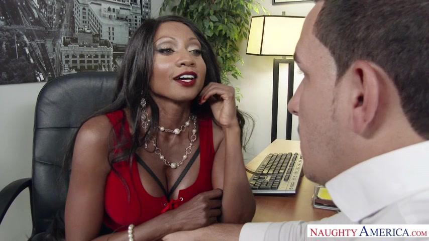 Diamond Jackson - naughtyoffice