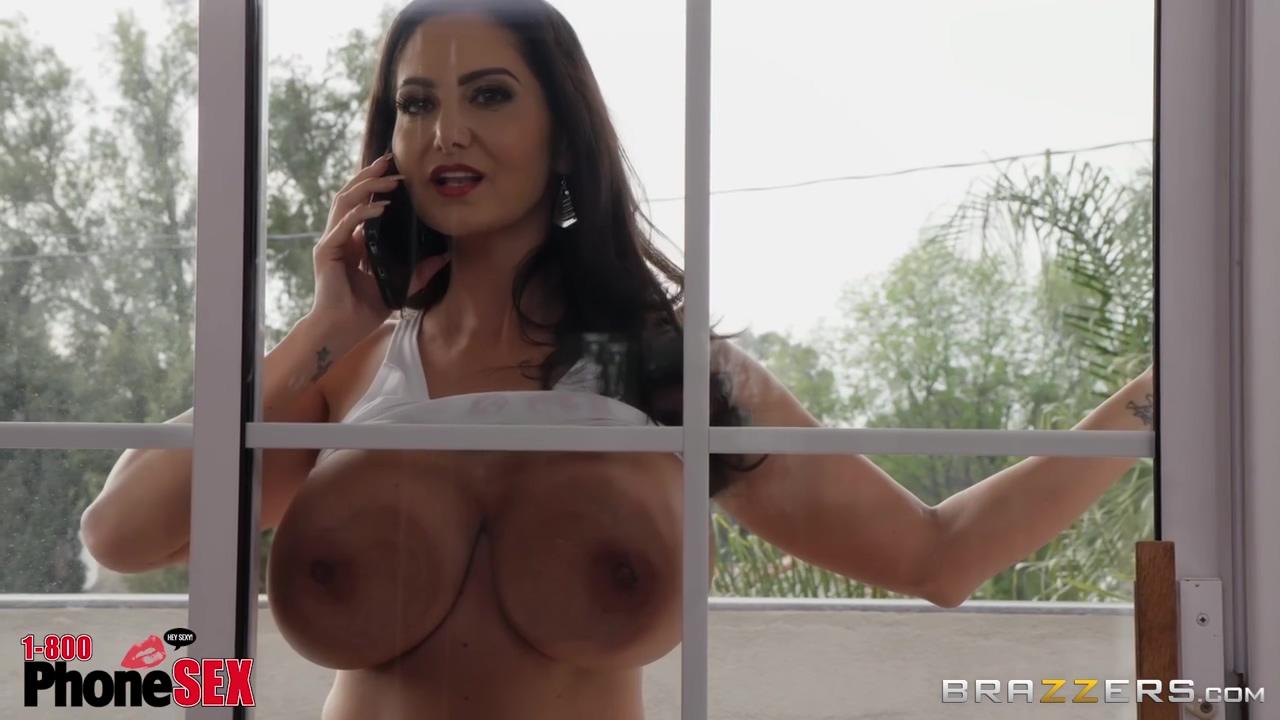 Ava Addams - Milf Bustiest Phone Sex Operator In The World