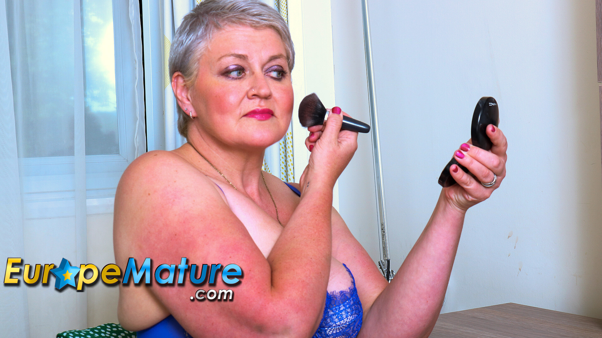 EuropeMaturE Compilation of Solo Matures Candy Cummings a...