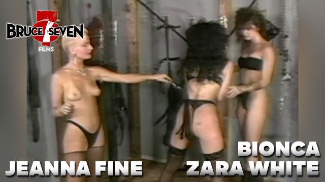 BRUCE SEVEN - The Challenge - Bionca - Jeanna Fine - Zara...