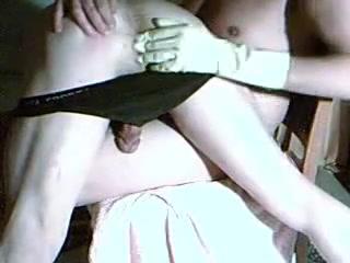 slave hard ass spanking .suck my cock