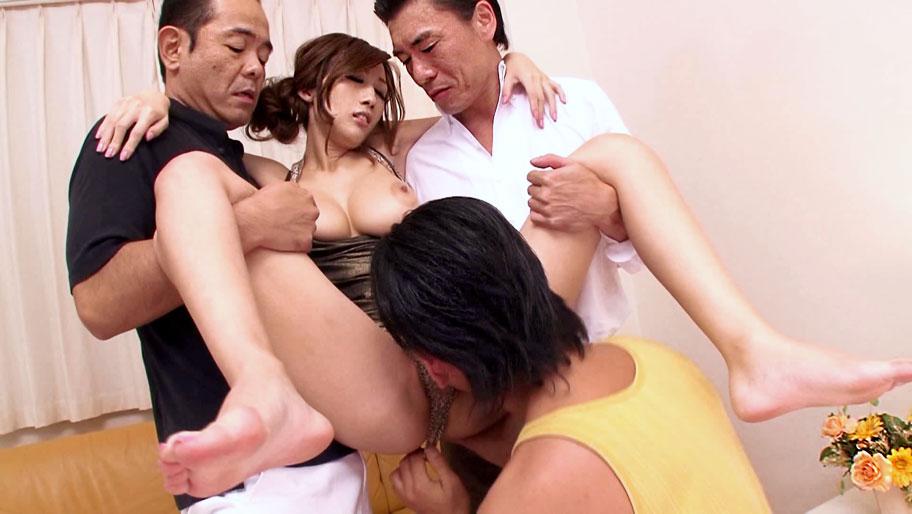 Japanese Wife Fucked Neighbor