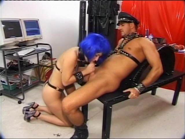 Fucked Up Porno with Multicolored Girls