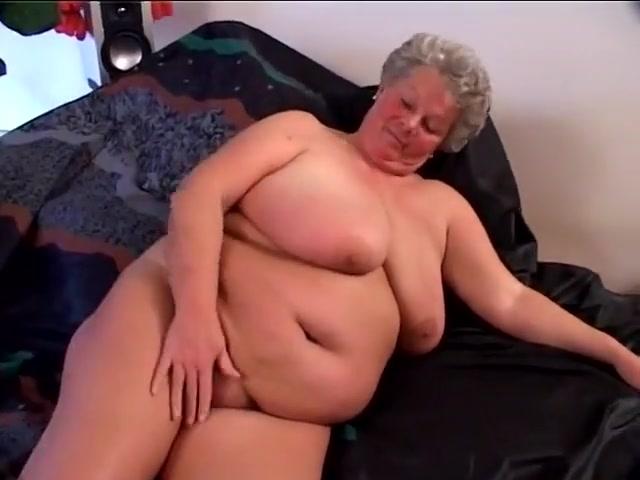 Plump Grandma