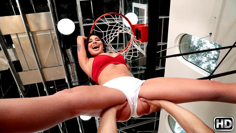 Karlee Grey & Bambino in Shes Ballin - BigNaturals