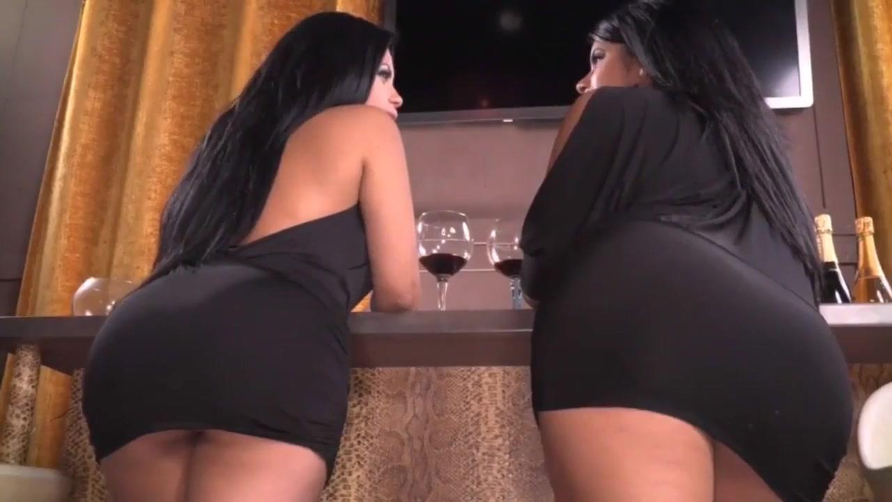 Big Ass Latina Bbc Threesome