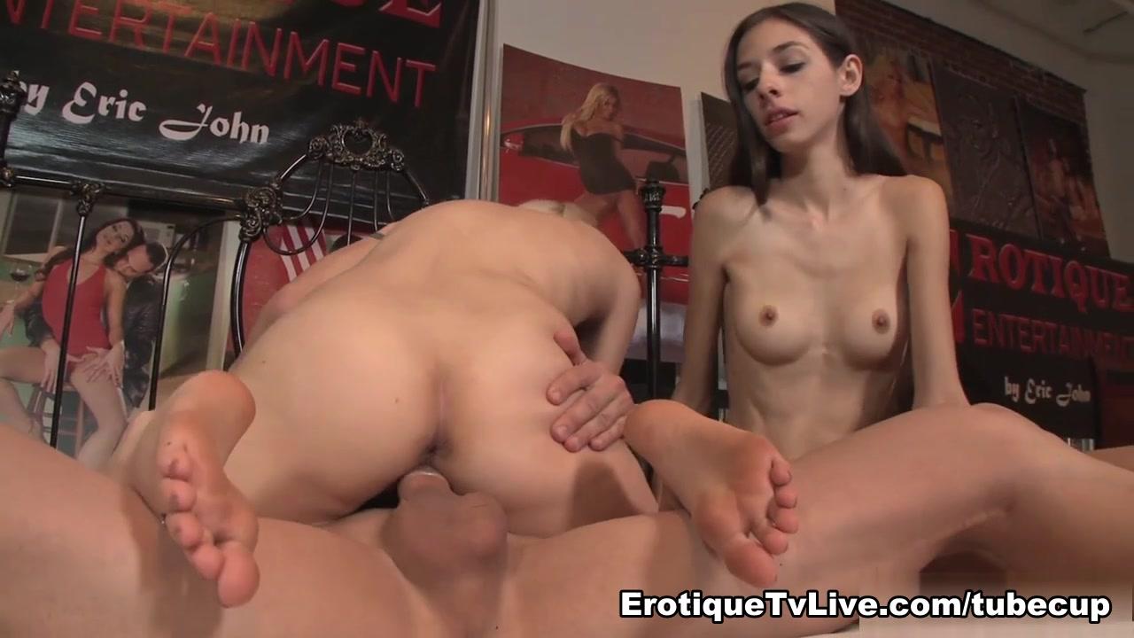 Raven Dawn & Olivia Young Sex Scene 1