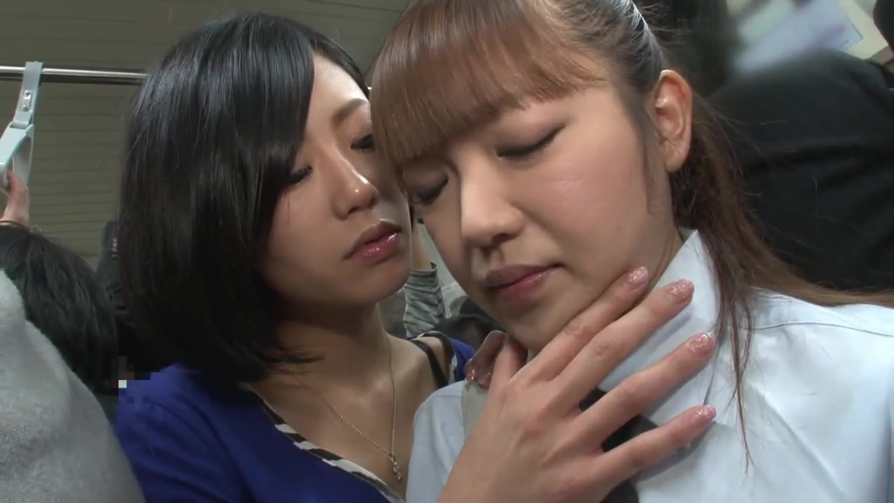 Japanese Lesbian Molested
