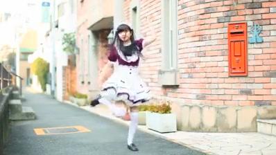 Maid cosplay 002