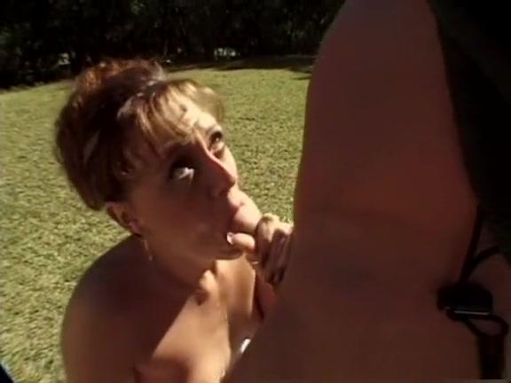 Crazy pornstar Dominique Dewitt in best blowjob, brunette porn video