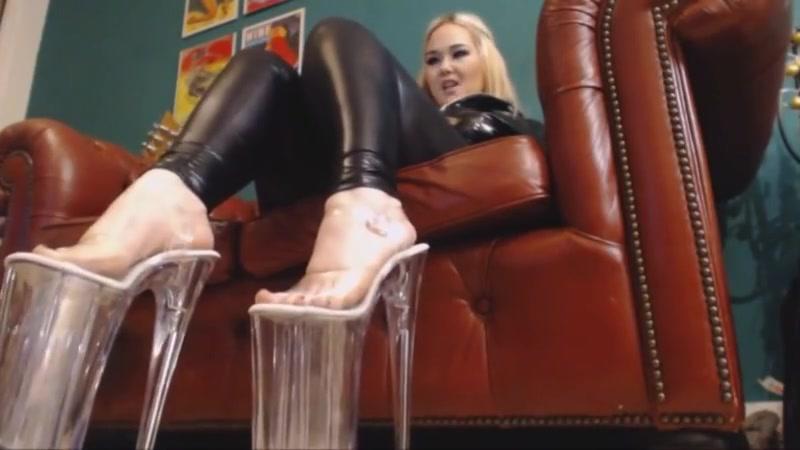 10 inch stripper heels