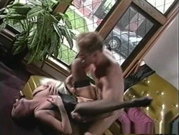 Crazy pornstar Tina Tyler in hottest vintage, big butt sex scene