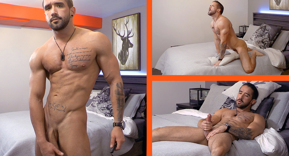 Zack's Sex Cam on Maskurbate