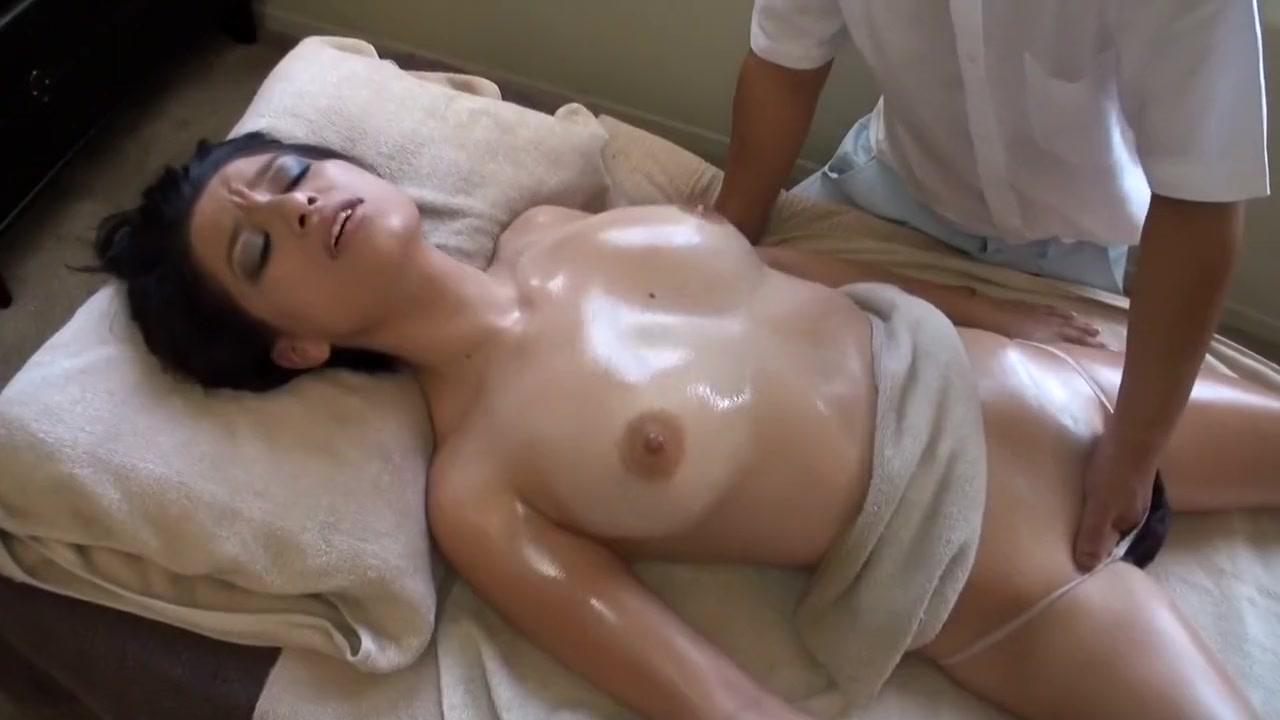 Asian School Girl Massage