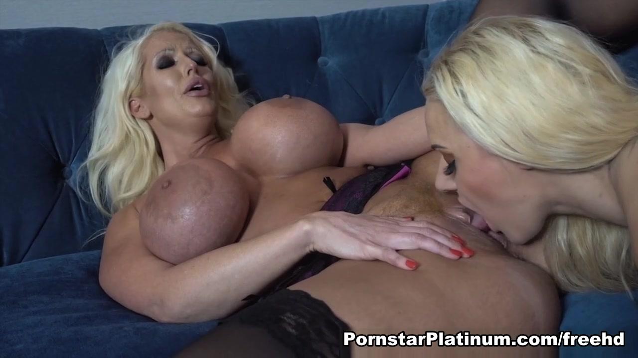 Alura Jenson with Dolly Fox - PornstarPlatinum