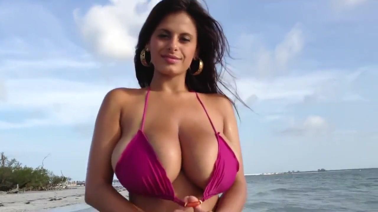 Wendy Fiore Pink Bikini.